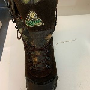 Rocky Shoes - BNIB men's Rocky blizzard Stalker boots.